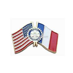 custom flag rotary pin rotary international club lapel pin badge