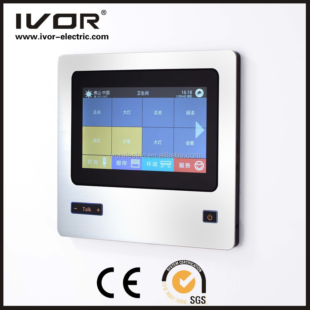 IVOR Smart Home System Mobile remote control smart home switch