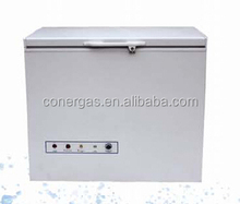 Kerosene powered fridge freezer