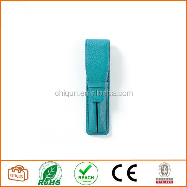 Chiqun Dongguan Double Pen Case Teal