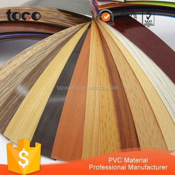 Kitchen Cabinet Shelf Edge Protectors - Buy Pvc Edge Banding,Edge ...