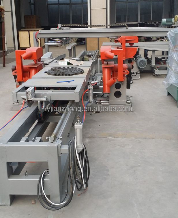 Automatic plywood saw cutting machine of china manufacturers