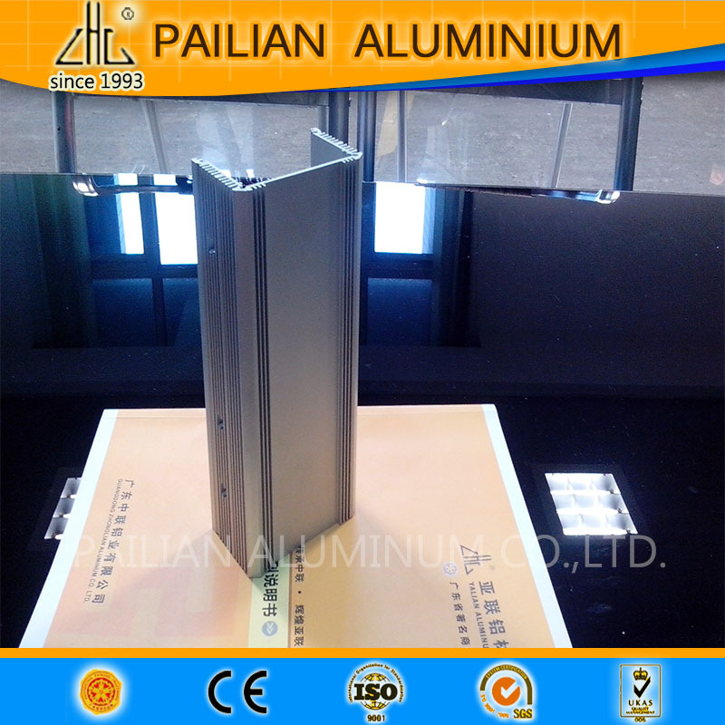 HOT sales anodized aluminium section ,anodized aluminium extrusion enclosure ,anodized extruded aluminium heatsink