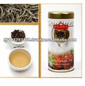 High-quality Best-price Strawberry Flavored Loose White Tea
