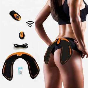 New products 2018 innovative product Wireless Hips Muscle EMS Buttock Training Gear Toning ems hip Trainer
