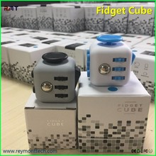 In Stock DHL shipping Relieves Stress magic fidget cube as Chrismas gift