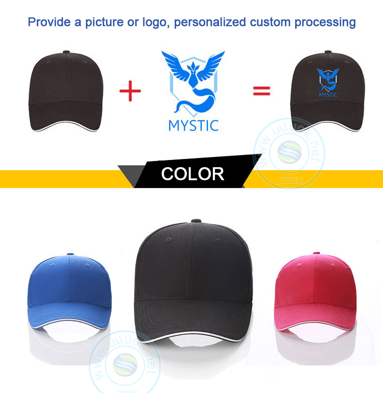 Free proofing national election campaign custom embroidered hats no minimum