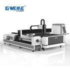 Construction Works 2000w Metal Laser Cutting Machine 3015 Fiber Laser Metal Cutting Machine 2000w Raycus Laser Power