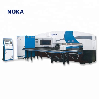 CNC Turret Punching Machine/High-speed Hole Punching Machine/CNC Punch Press Price