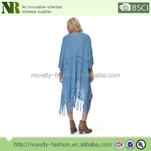 Poncho Suéter Crochet Patrones Poncho Para Sxy Mujer - Buy Poncho ...