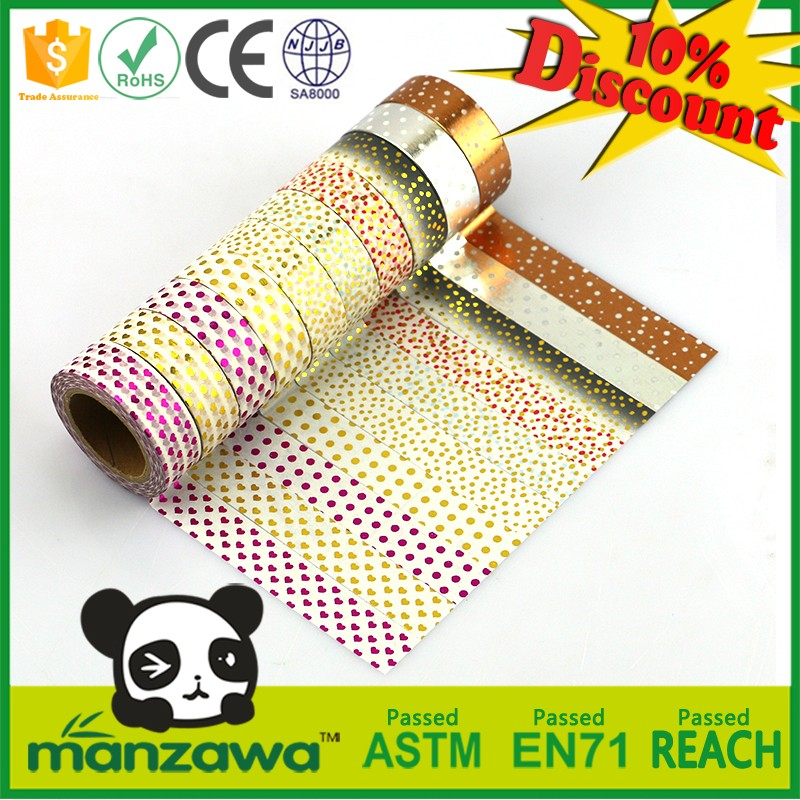 Free <strong>samples</strong> natural forest friends washi tape custom design
