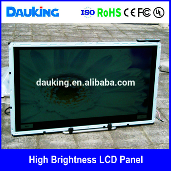 55 Inch 3000nit High Brightness Samsung Advertising Player Tv,Samsung Lcd  Panel Replacement,Outdoor Advertising Displayer - Buy 55 Inch High