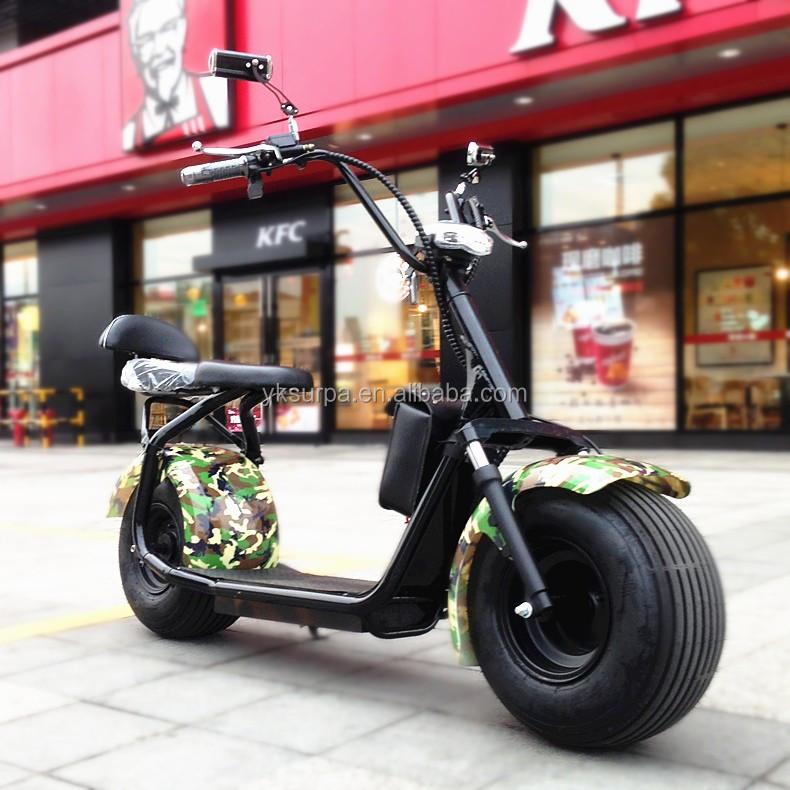 1000 w 60 v batterie au lithium grande roue scooter. Black Bedroom Furniture Sets. Home Design Ideas