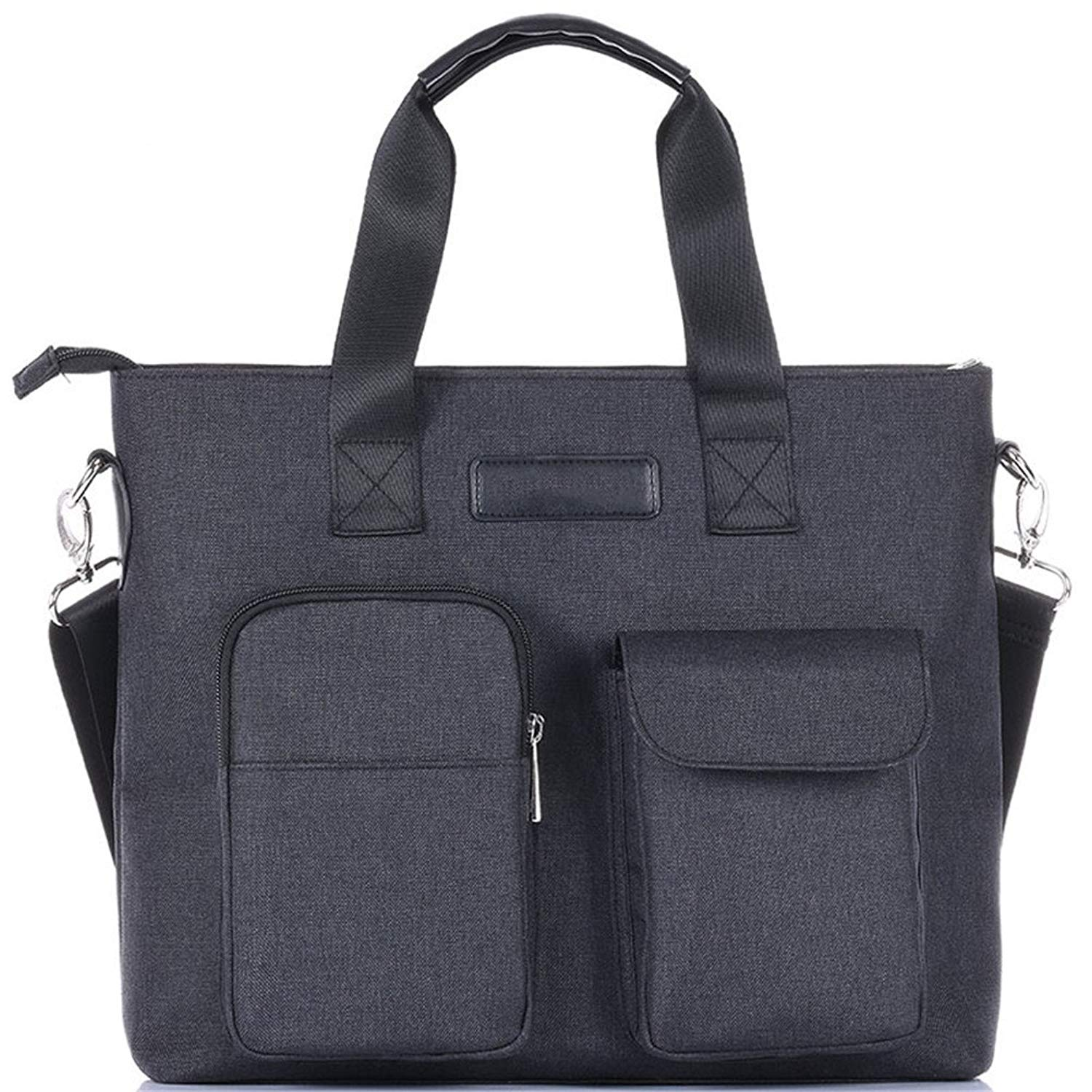 aa8ebc5897b Buy Mens Executive Briefcase Business Male Bag Portfolio Top-Handle ...