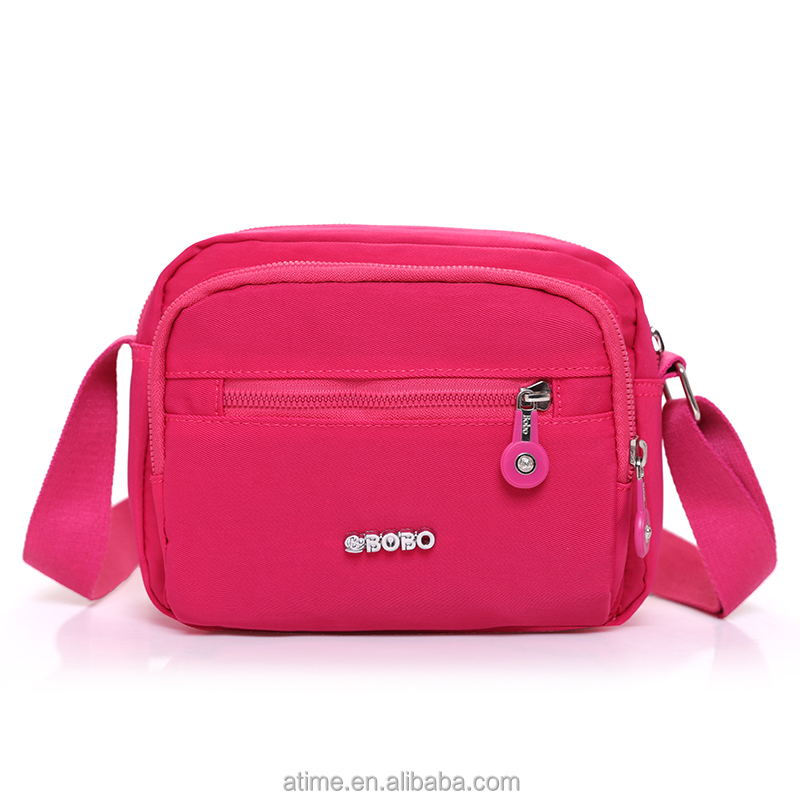 2016 summer new product college messenger bags for women and men