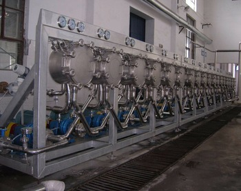 Starch Washing Cyclone For Corn/cassava/wheat Starch Line - Buy Starch  Washing Cyclone,Starch Washing,Hydraulic Cyclone Product on Alibaba com
