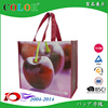 China wholesale non woven bag,carrefour supermarket bag cheap Promotional shopping bag,custom