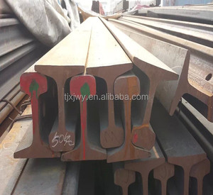 Heavy Steel Rail P43 P60 Prices Railway Supplier