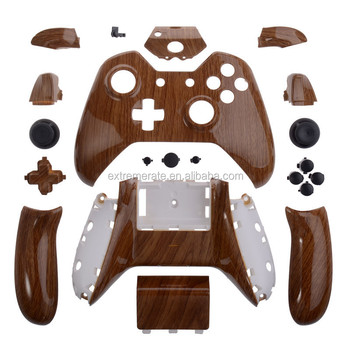 Hydro Dipped Wooden Grain Controller Shell For Xbox One - Buy Shell For  Xbox One Controller,Shell For Xbox One Controller,Shell For Xbox One