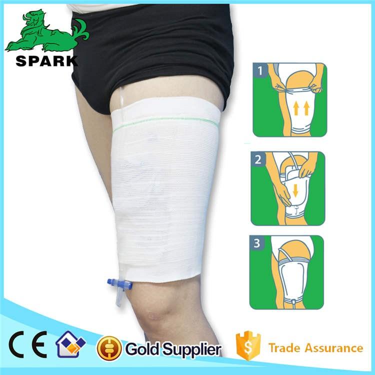 Travel Emergency Portable Adult Urine Drainage Bag Catheter Bag