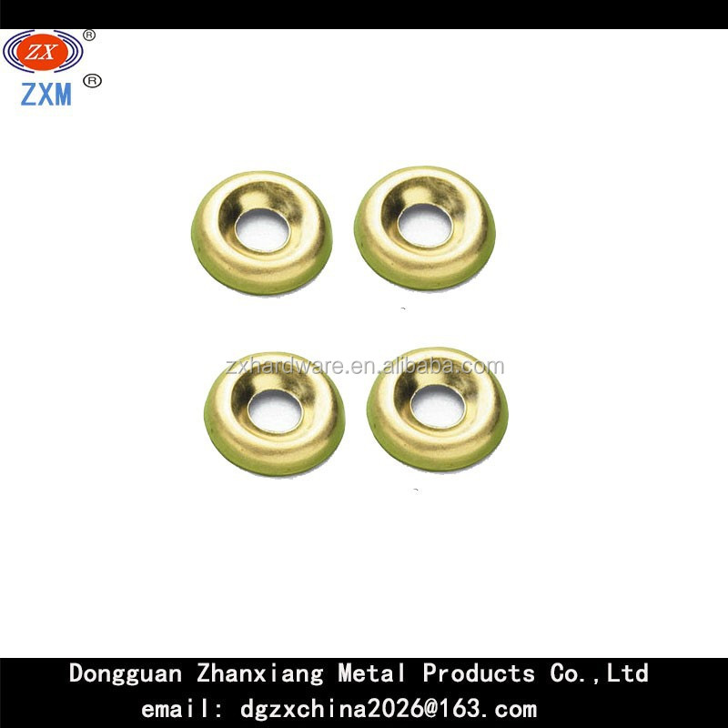 High Quality Stamping washer, Brass Cup Washer
