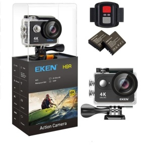 Action Camera 100% Original eken H9R / H9 4K WiFi Action Sport Camera Helmet Video Cam Underwater waterproof Sport Camera