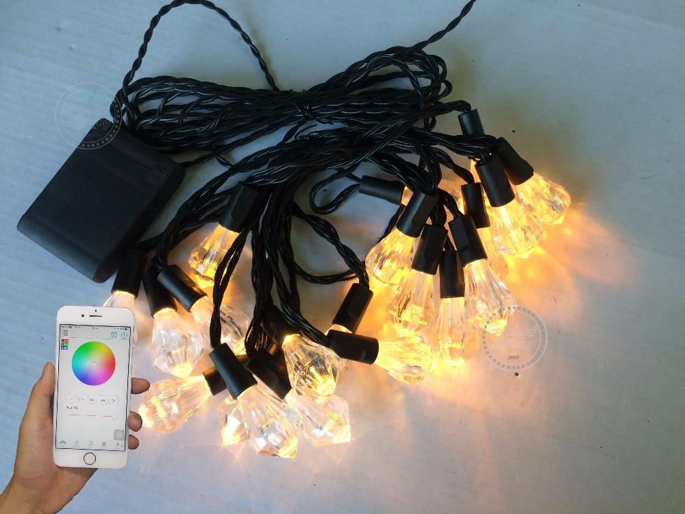 Bluetooth Music Controlled Christmas Lights, Bluetooth Music ...