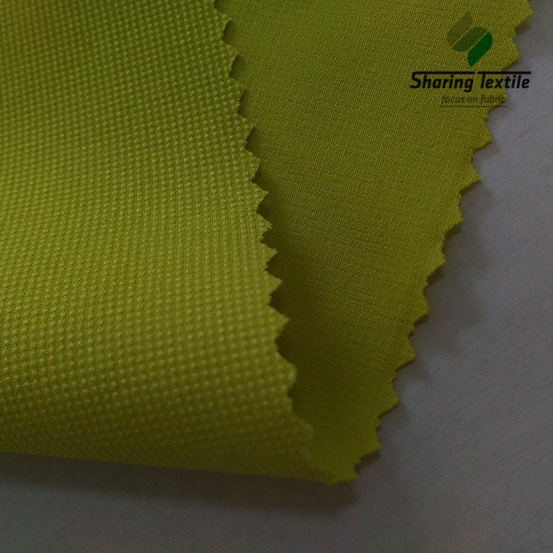 Wholesale 150D Dobby Pearl Pongee Fabric/150D Jacquard Pearl Dewspo Fabric/150D Pearl Pongee Jacket Fabric