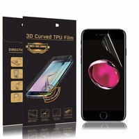 New combination TPU&PET with free samples anti -blue light screen protector for iphone 6