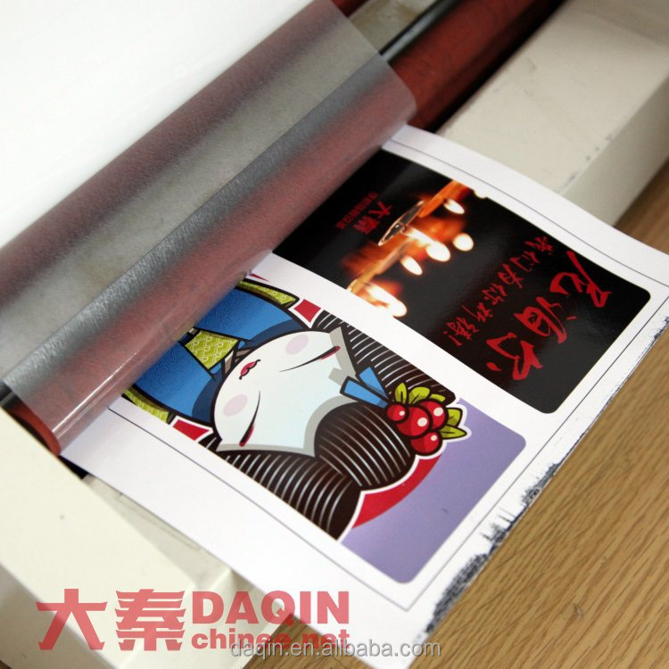 Automatic diy mobile sticker making printer for mobile phone skin
