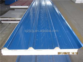 Insulation XPS / PU Foam FRP Sandwich Panel, FRP Exterior Wall Panels, 5mm