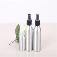100ml good quality aluminium perfume bottle sale