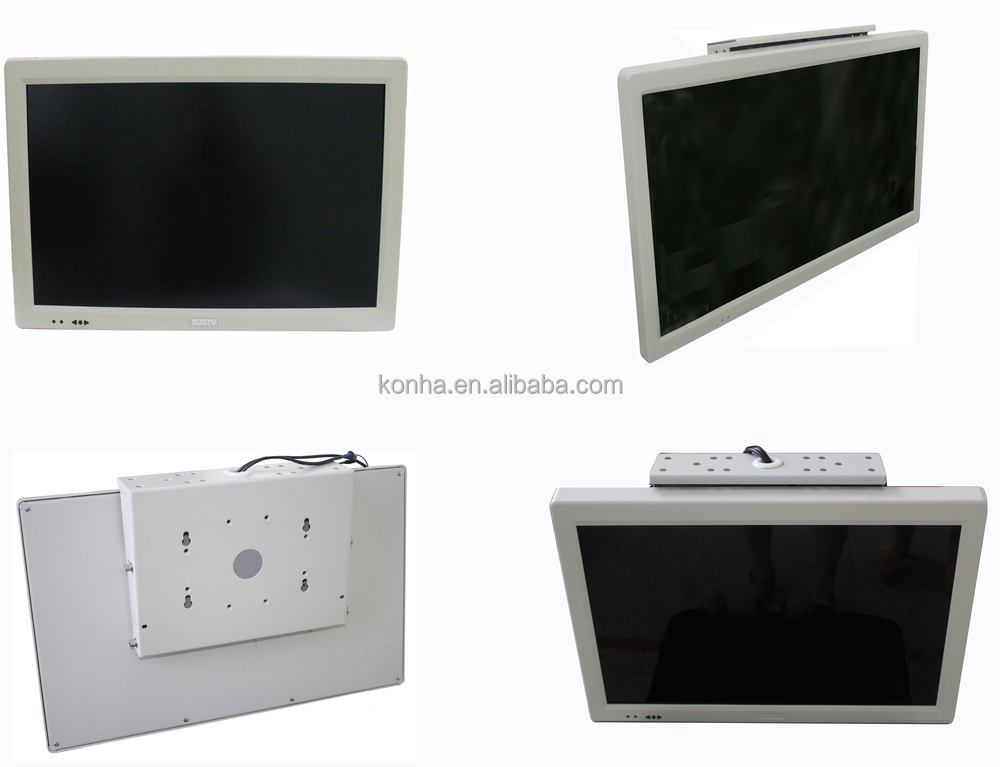 "15-24"" LCD Bus TV monitor with USB/SD/HDMI/VGA input"