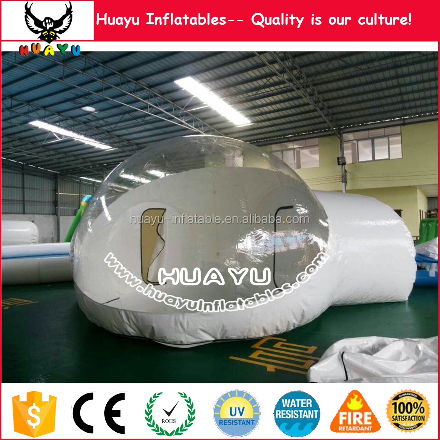 inflatable camper trailer tents,camping inflatable clear tents,clear inflatable bubble tent