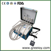 Mini portable dental unit mobile dental delivery system