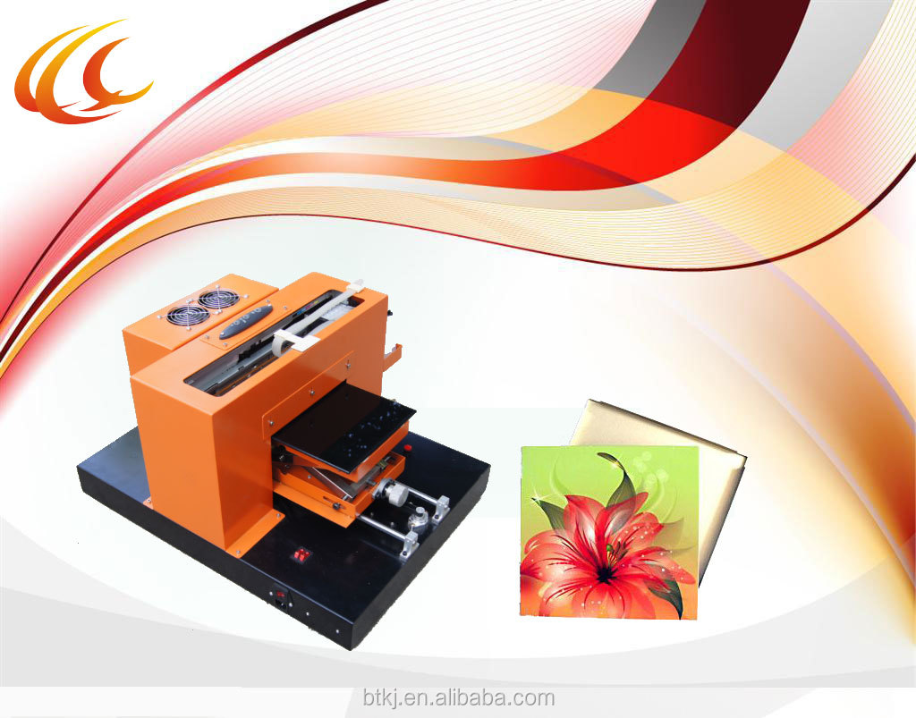 Id Card Printing Machine Price /uv Flatbed Printer /plastic Cover ...