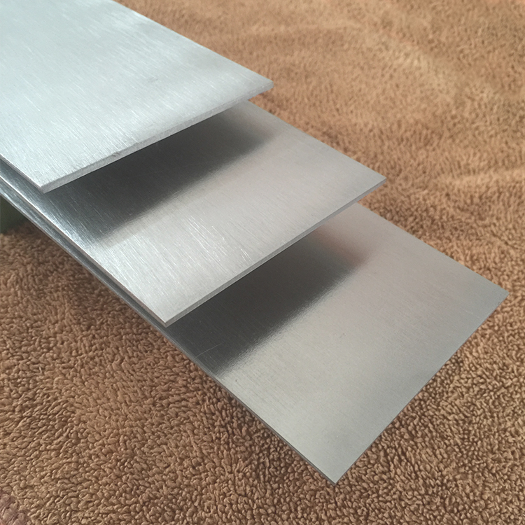 factory direct supply titanium sheet 1mm titanium grade 5 plate titanium plate price per kg
