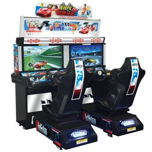 Out Run Racing Arcade Games For Sale/car Racing Game Machine ...