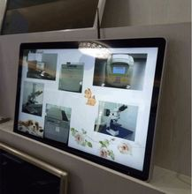 High solution 1080p 42 inch network android touch flat screen tv for advertising