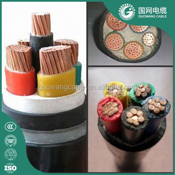 25 35 50 70 95mm XLPE/PVC Power Cable Lszh Power Cable Manufacturers Cat6 Copper Cable Price Per Meter