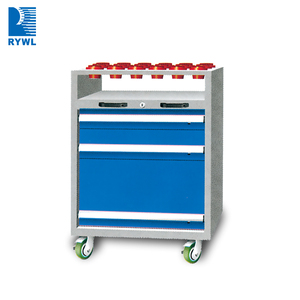bt40 cutting tool cabinet trolly with wheels