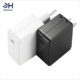 Mass supply factory direct sales zte travel 12v 2a wholesale mini usb wall charger