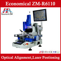 ZM R6110 BGA rework station with optical alignment