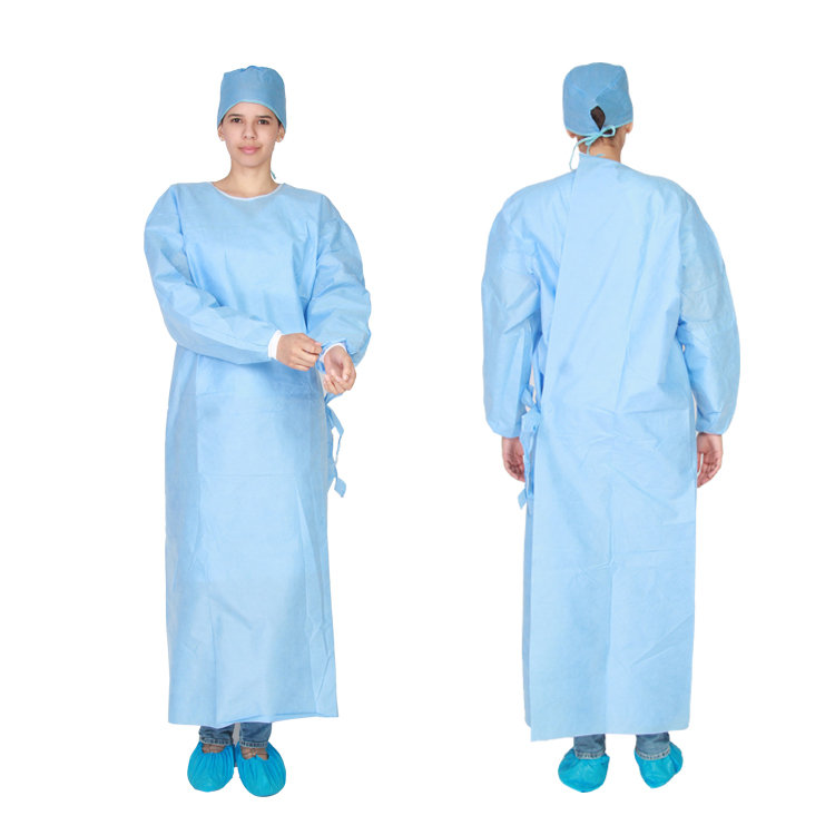 Surgery Clothing - Buy Easy Clothing,Green Surgical Gown,Sterile ...
