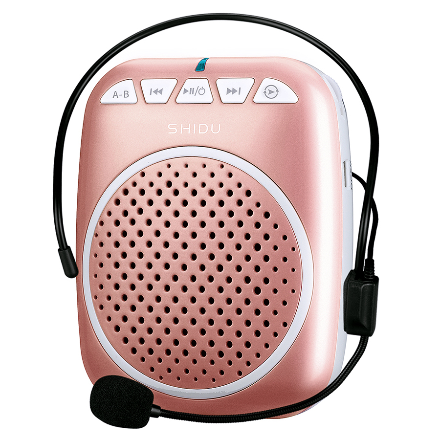 Chinese Supplier Shidu Portable Voice Amplifier for Teachers