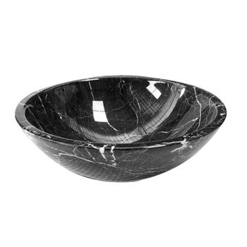 neues design kleine runde marmor schwarz waschbecken und wc buy kleine marmor waschbecken. Black Bedroom Furniture Sets. Home Design Ideas