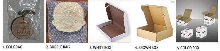 Natürliche Holz Tee Tasche Box, Tee Tasche Lagerung Inhaber Box mit Holz Floral Muster, Braun