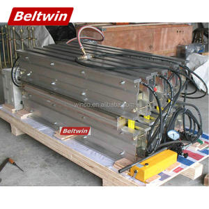 Beltwin Best Price Rubber Conveyor Belt Joiners for EP /ST Vulcanizing Solution