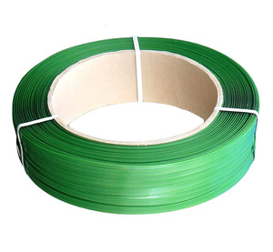 Green Packing Coils Polyester 16mm pet strapping