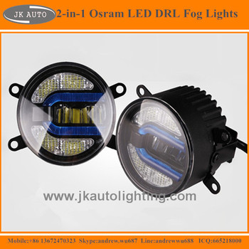 High Quality Led Fog Lamp For Toyota Auris Hot Selling Led Fog Light
